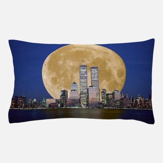 Full Moon Pillow Case