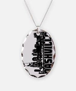 Nashville Skyline V Necklace