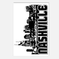 Nashville Skyline V Postcards (Package of 8)