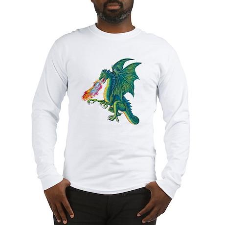 Dragons Lair B Long Sleeve T-Shirt