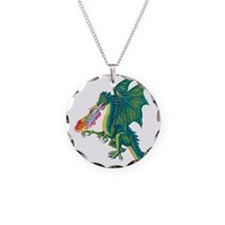 Dragons Lair B Necklace