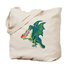 Dragons Lair B Tote Bag