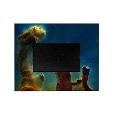 Gas pillars in the Eagle Nebula Picture Frame