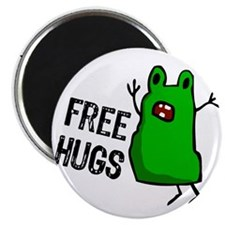 """Free Hugs"" Magnet"