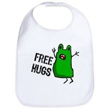 """""""Free Hugs"""" Bib"""