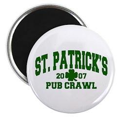 St. Patrick's Pub Crawl 2.25