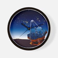 Giant Magellan Telescope, artwork Wall Clock