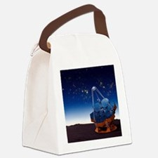 Giant Magellan Telescope, artwork Canvas Lunch Bag