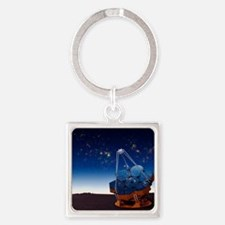 Giant Magellan Telescope, artwork Square Keychain