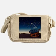 Giant Magellan Telescope, artwork Messenger Bag