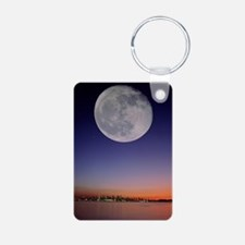 Full moon over Vancouver,  Keychains
