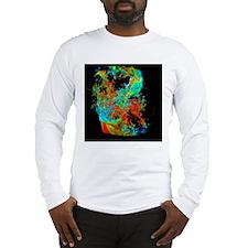 Galaxy formation Long Sleeve T-Shirt