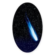 Halley's Comet Decal