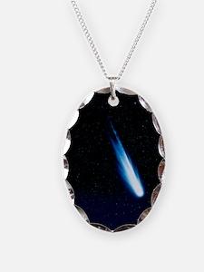 Halley's Comet Necklace