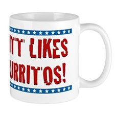 Mitt like Burritos Mug