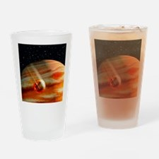 Galileo's Jupiter probe speeding to Drinking Glass