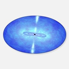 Gamma ray burst formation Decal