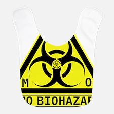 GMO Biohazard Bib