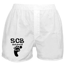 SCB And Proud Boxer Shorts