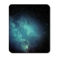 Great Rift in the Milky Way Mousepad