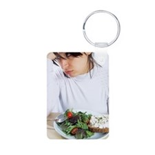 Healthy eating Keychains