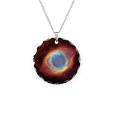 Helix nebula, HST image Necklace