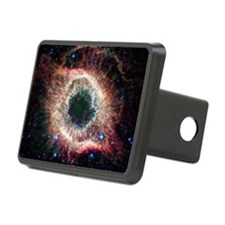 Helix nebula, infrared Spi Hitch Cover