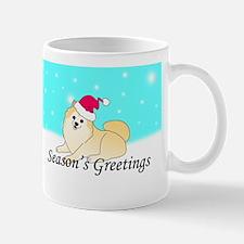 Cream Pomeranian Mug