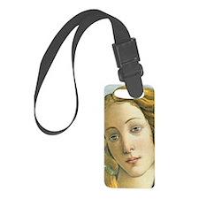 Birth of Venus Face Luggage Tag
