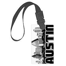 Austin Skyline V Luggage Tag