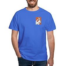 Parasaurolophus Orange! T-Shirt