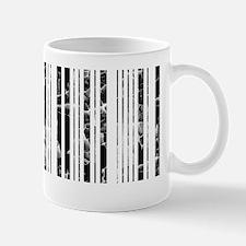 Barcode, Vintage, Mug