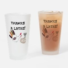 Thanks-A-Latke Thanksgivukkah Celebration Drinking