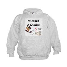 Thanks-A-Latke Thanksgivukkah Celebration Hoodie