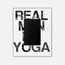 Real Men Do Yoga, Vintage, Picture Frame