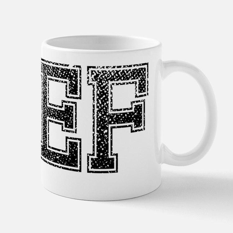 BEEF, Vintage Mug