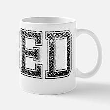 ABED, Vintage Mug