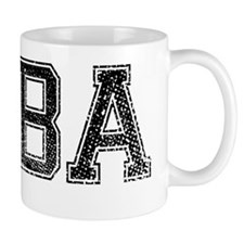 BOBA, Vintage Small Mug