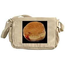 donut big_jellyd Messenger Bag