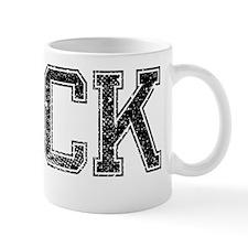 BUCK, Vintage Mug