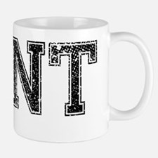 CUNT, Vintage Small Mugs