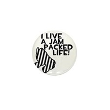Referee - Jam Packed Life Mini Button