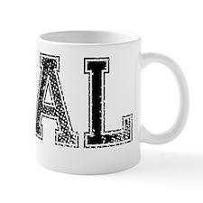 COAL, Vintage Mug