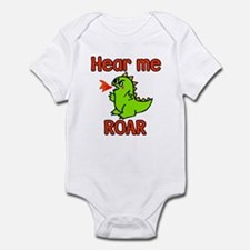 Hear Me ROAR Infant Bodysuit