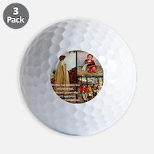 Kindness  Compassion Golf Ball
