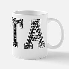 FETA, Vintage Mug