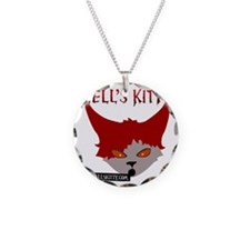 Hells Kitty_logo Necklace