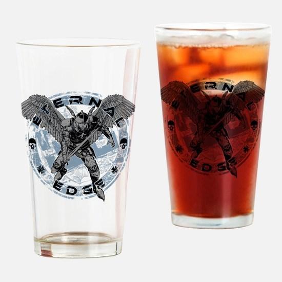 Eternal Edge-Battle Rages On Drinking Glass