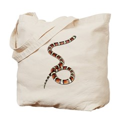 Milk Snake Photo Tote Bag