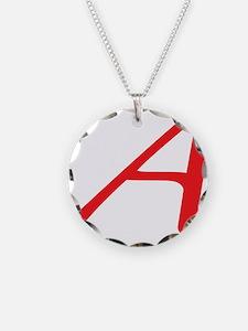 Atheism Scarlet Letter A Sym Necklace